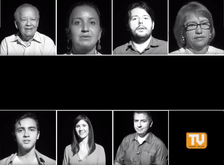 TV Facopp produz série especial em homenagem ao dia do Jornalista
