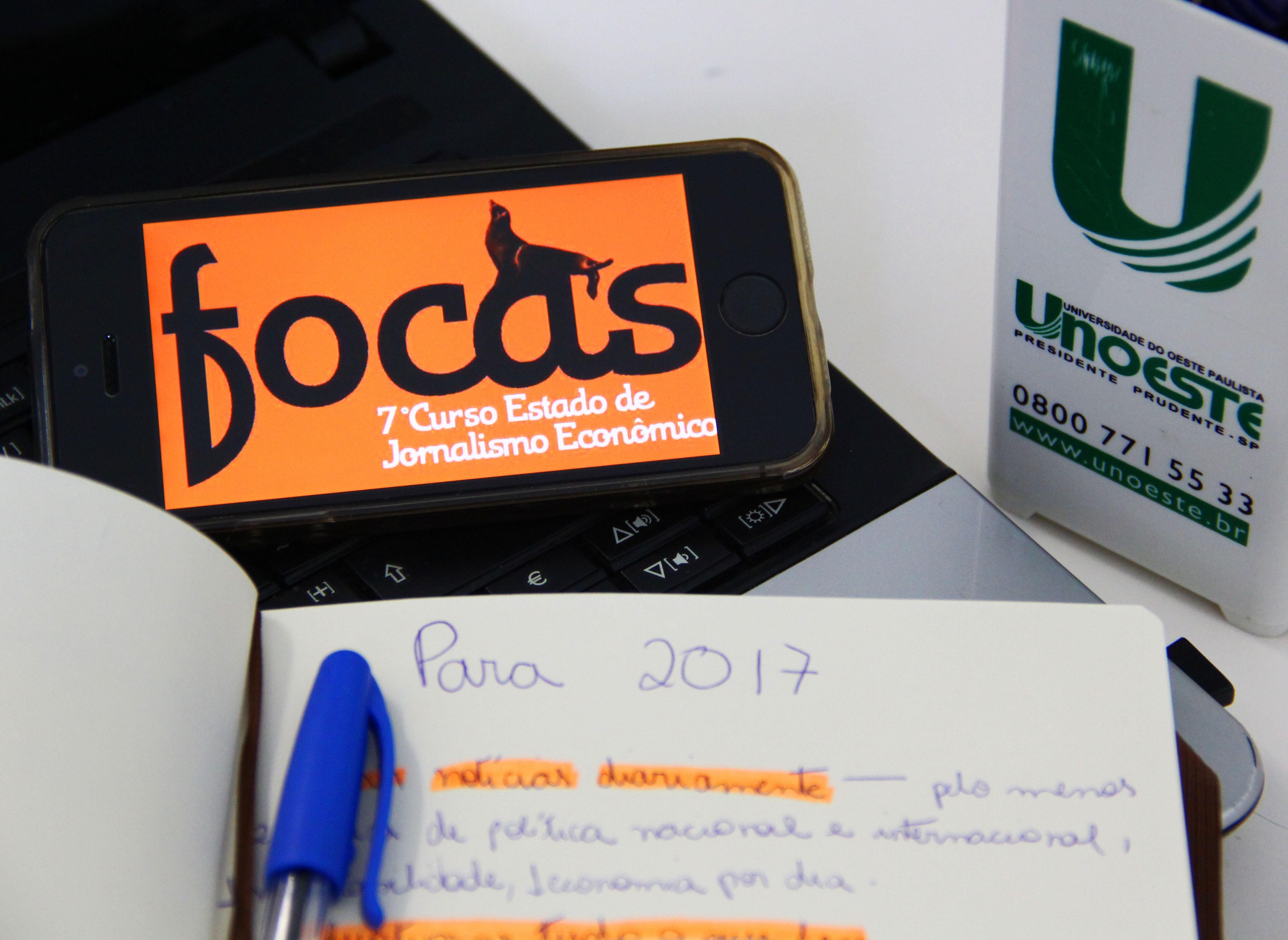 Curso Estado de Jornalismo oferece especialização em área econômica