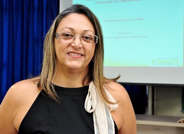 Professora da Facopp obtém título de mestre em Educação