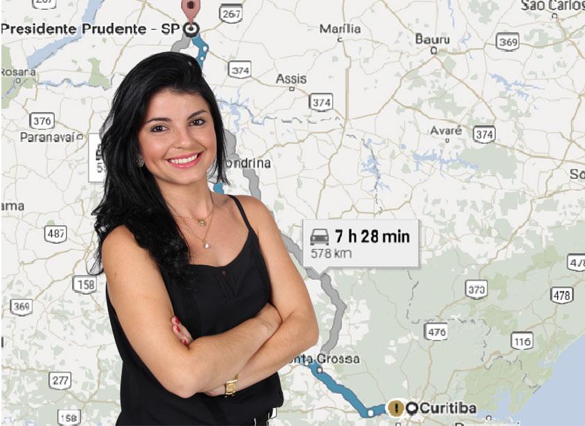 Paranaense deixa cidade natal para seguir sonho de cursar Jornalismo