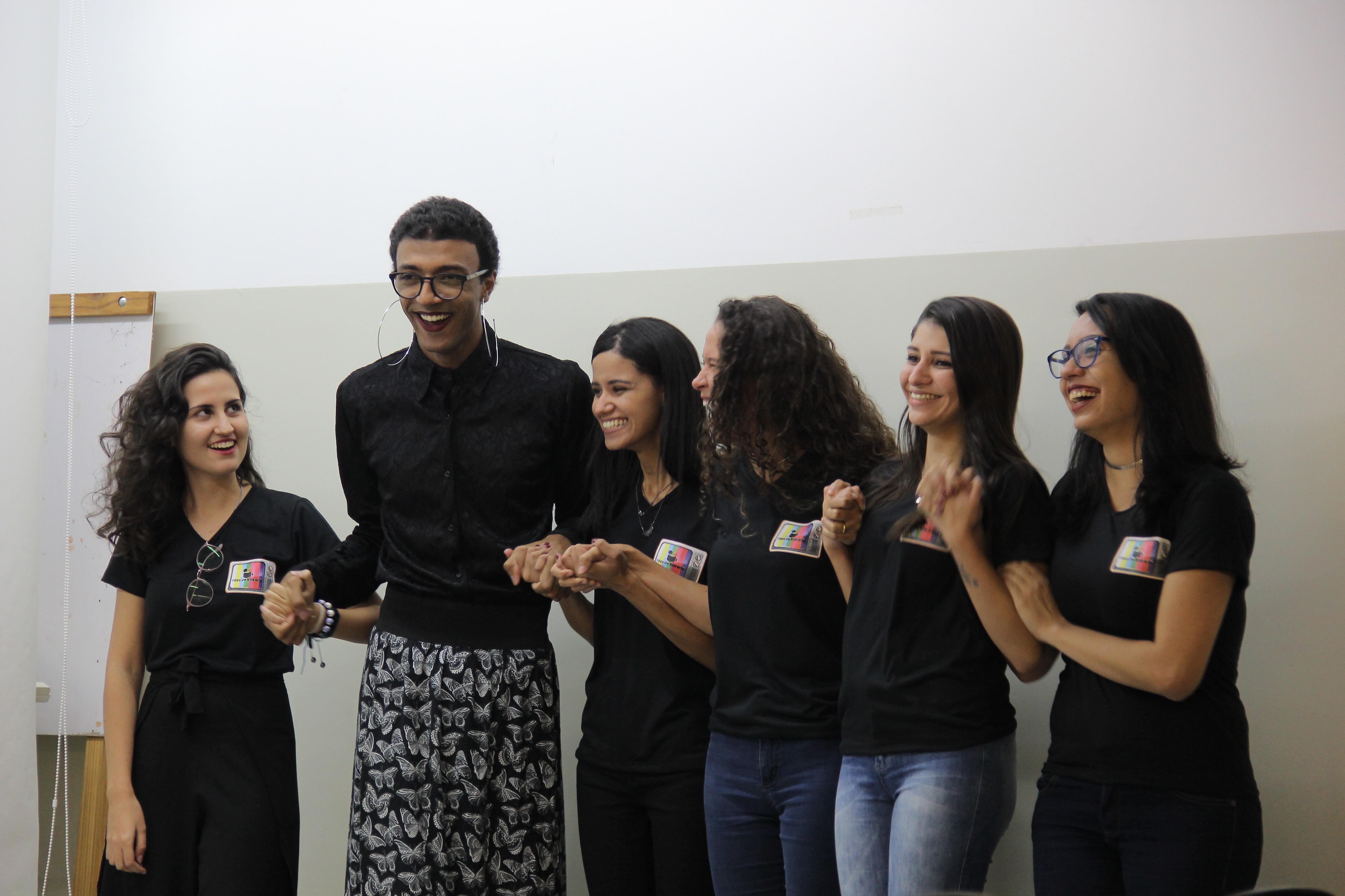 Estudantes defendem webdocumentário como peça prática de TCC