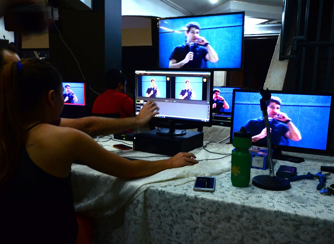 TV Facopp realiza transmissão ao vivo da 8ª Jornada