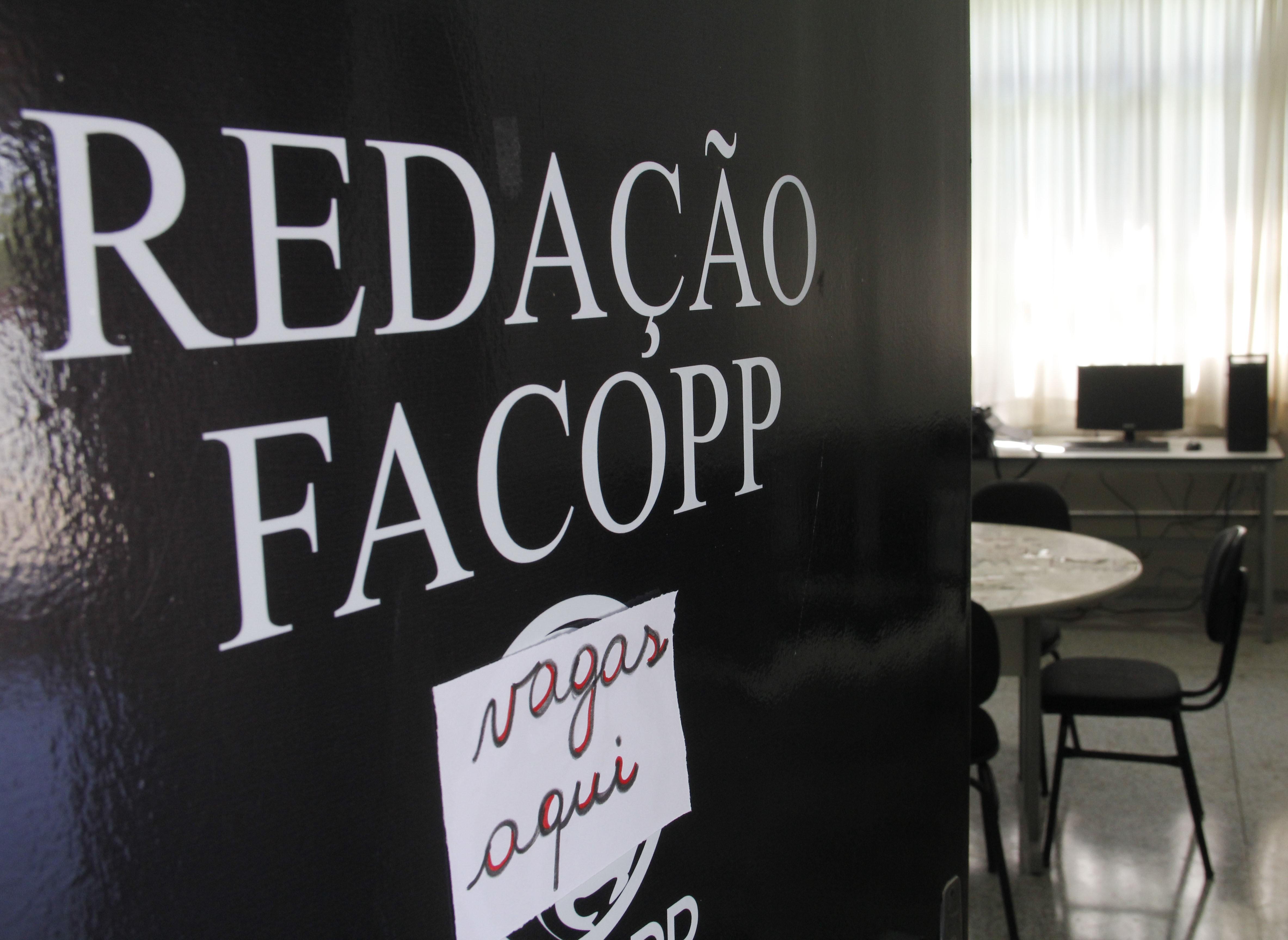 Portal Facopp abre vagas de estágio para o semestre