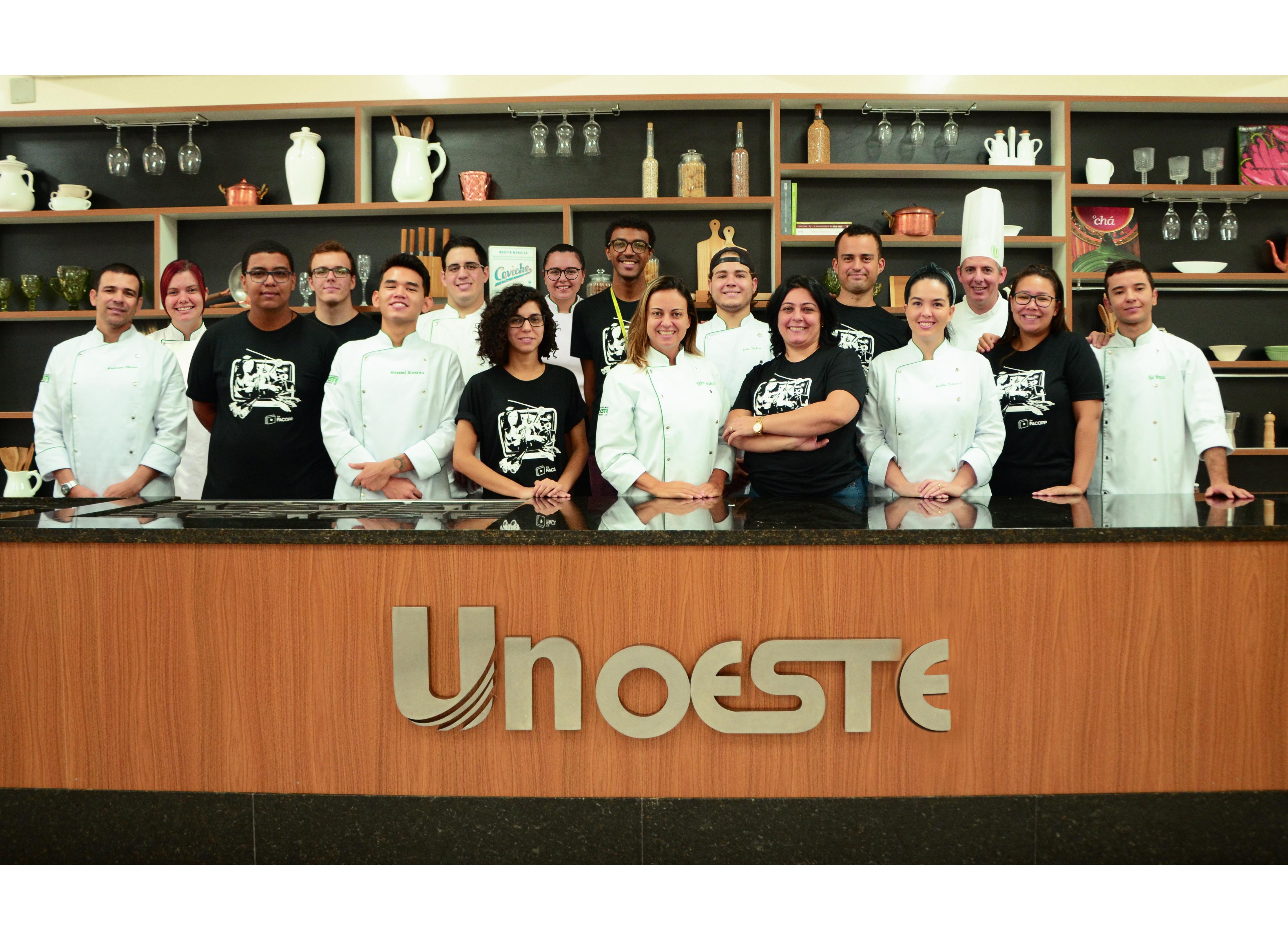 Jornalismo e Gastronomia produzem juntos programa gastronômico