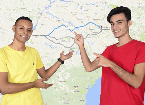 De Santa Rita do Passa Quatro para a Facopp, alunos deixam cidade para cursar Publicidade