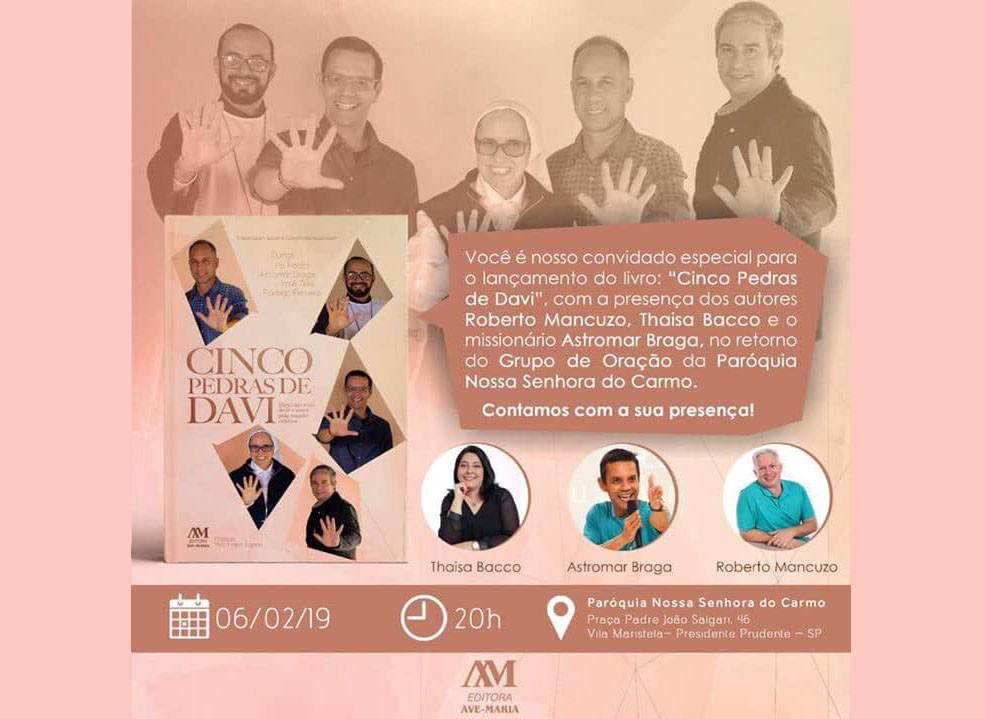 Professores da Facopp lançam livro sobre missionários
