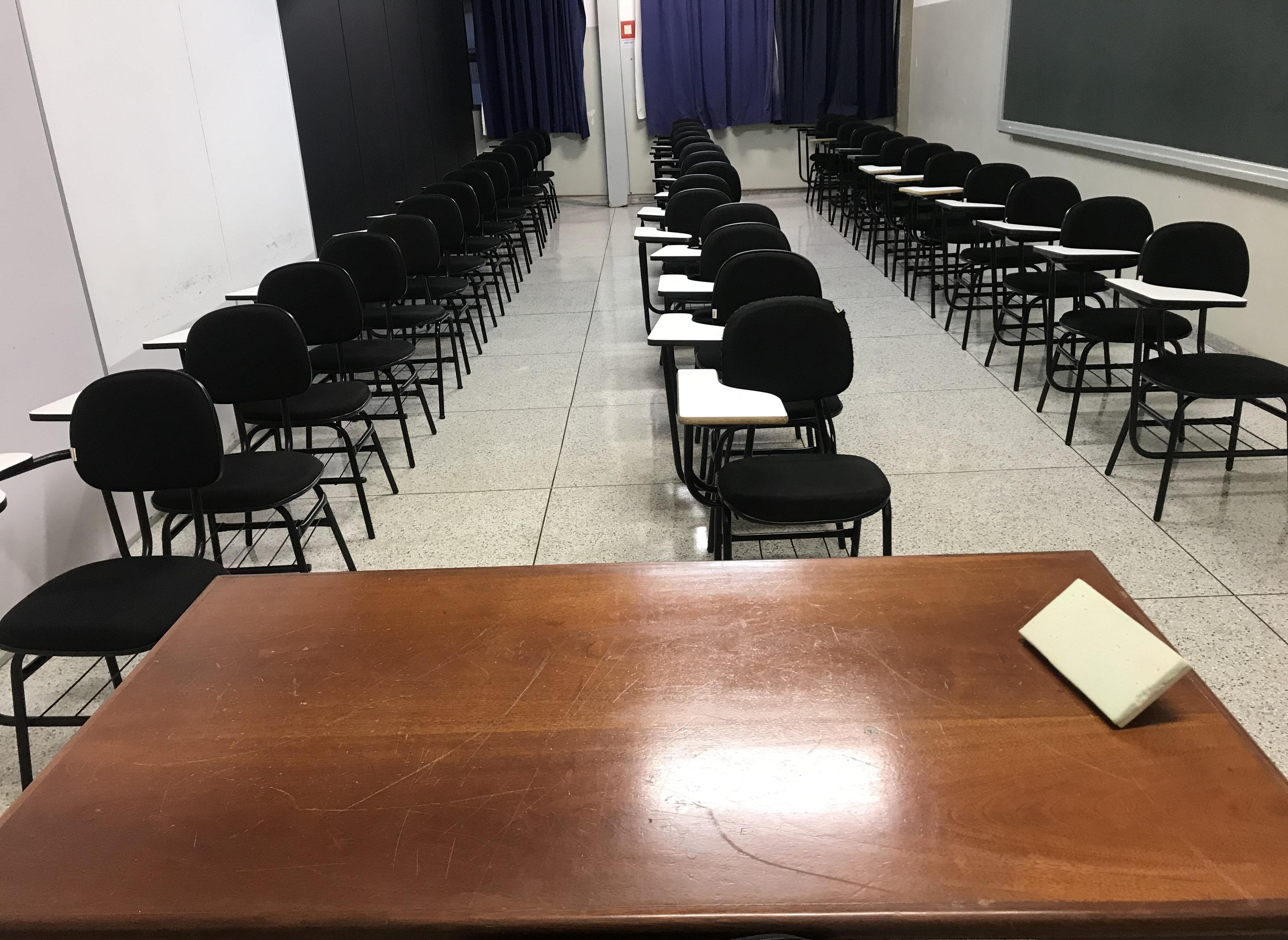 Facopp suspende aula hoje para colação de 69 alunos