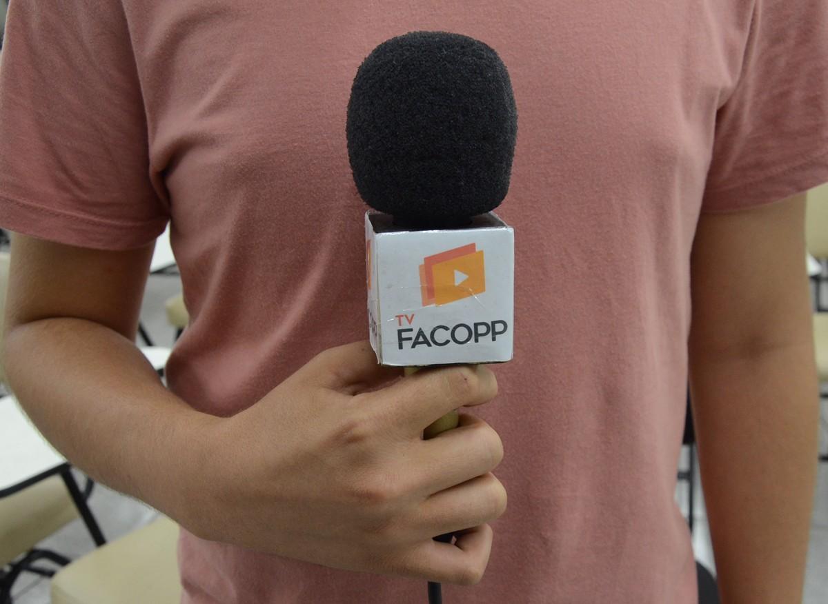 Estagiários da TV Facopp relembram aprendizagem do laboratório