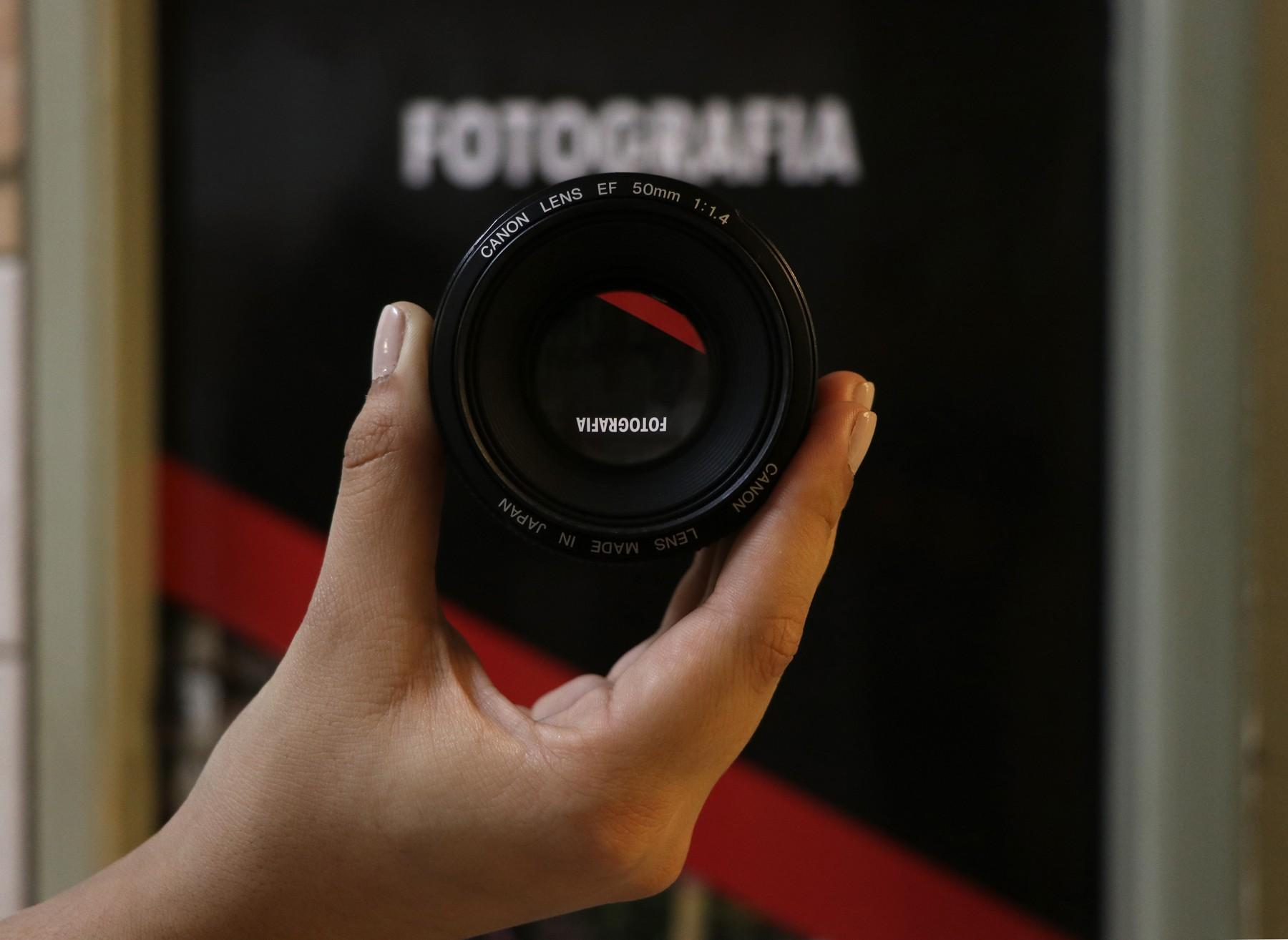 Laboratório de Fotografia abre vagas de estágio