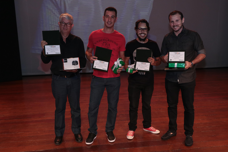 Ganhadores do 2º Prêmio Facopp de Fotografia comemoram as conquistas