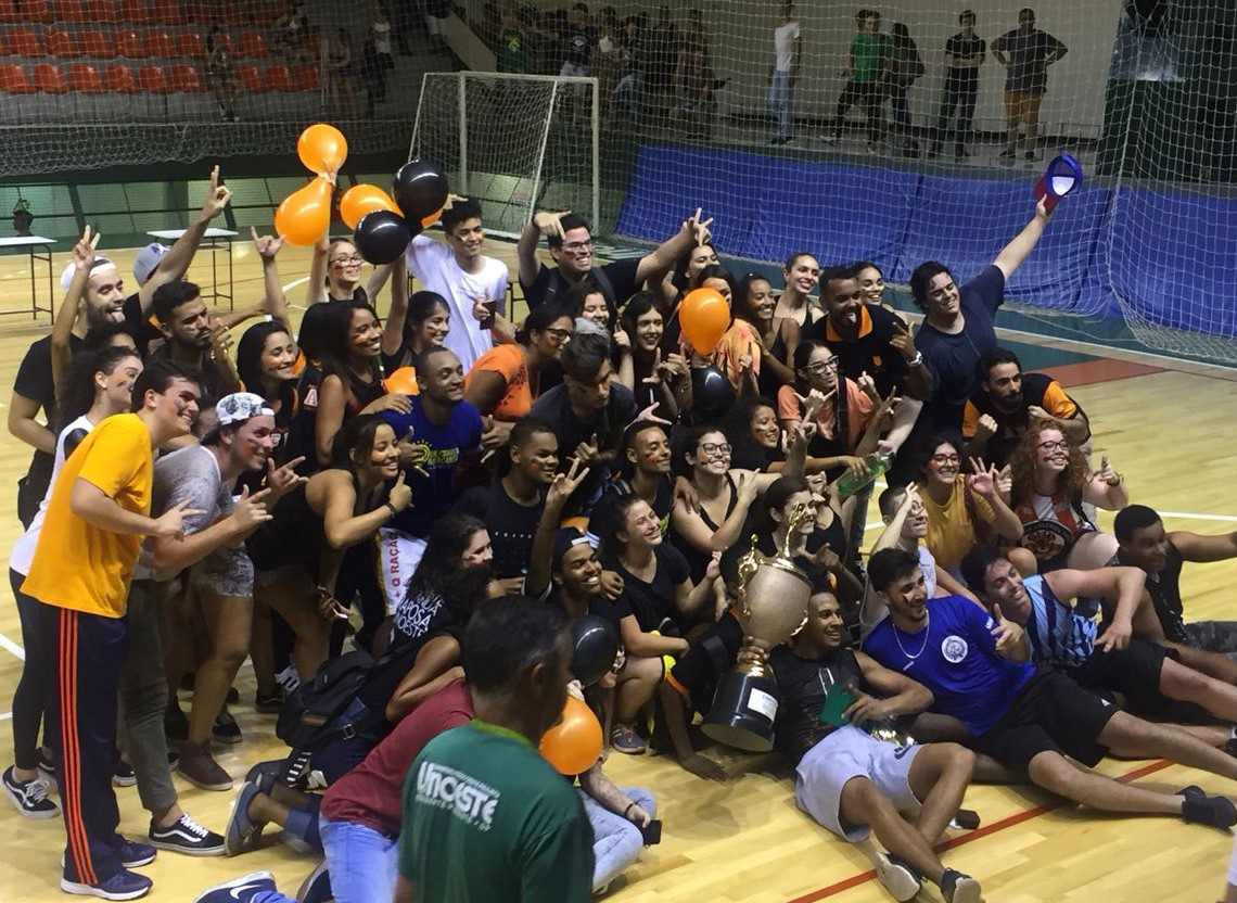 Facopp conquista primeiro lugar na Gincana do Intercalouros 2018