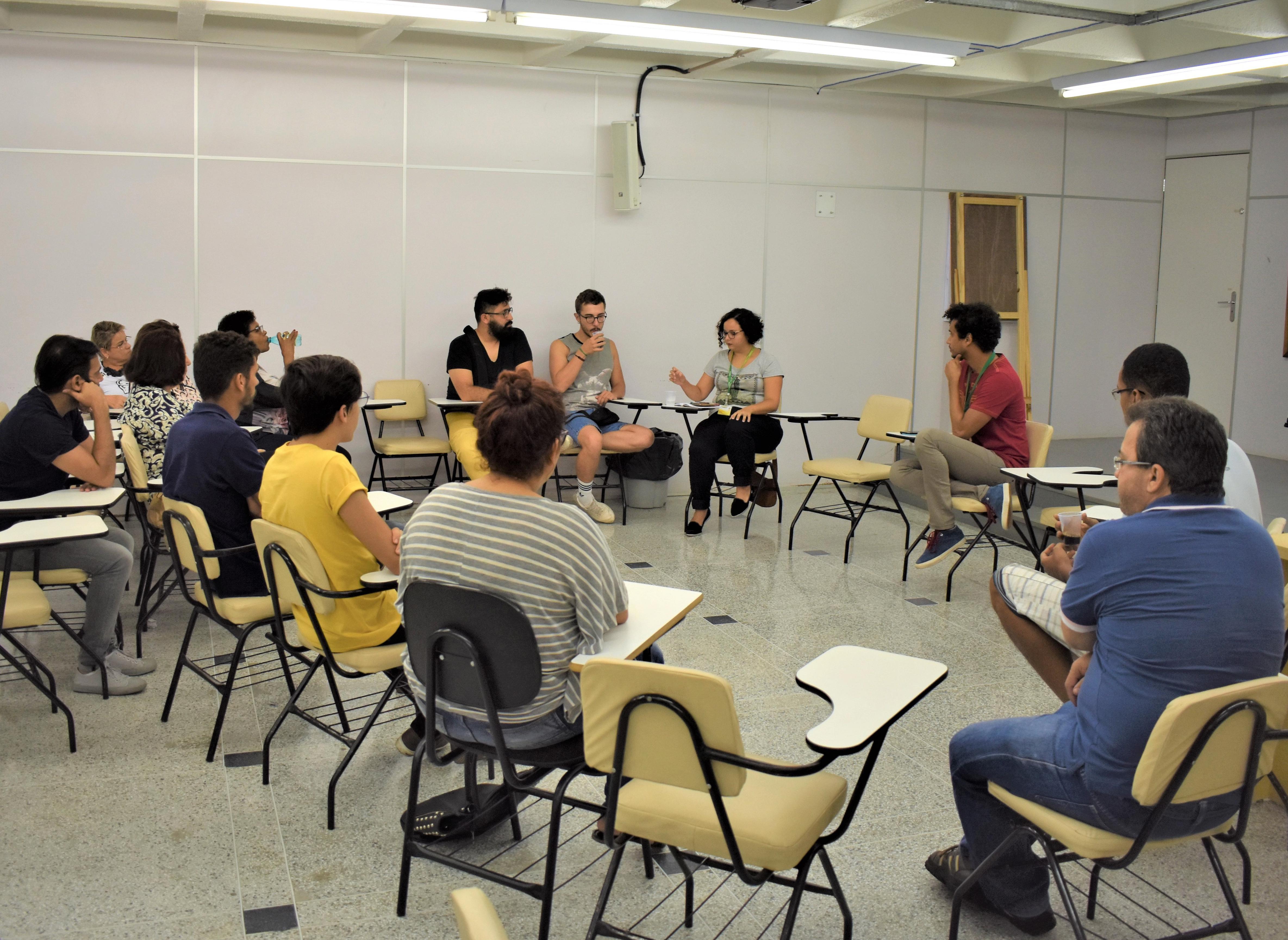Questões étnicas e sociais são tema do Cine Debate