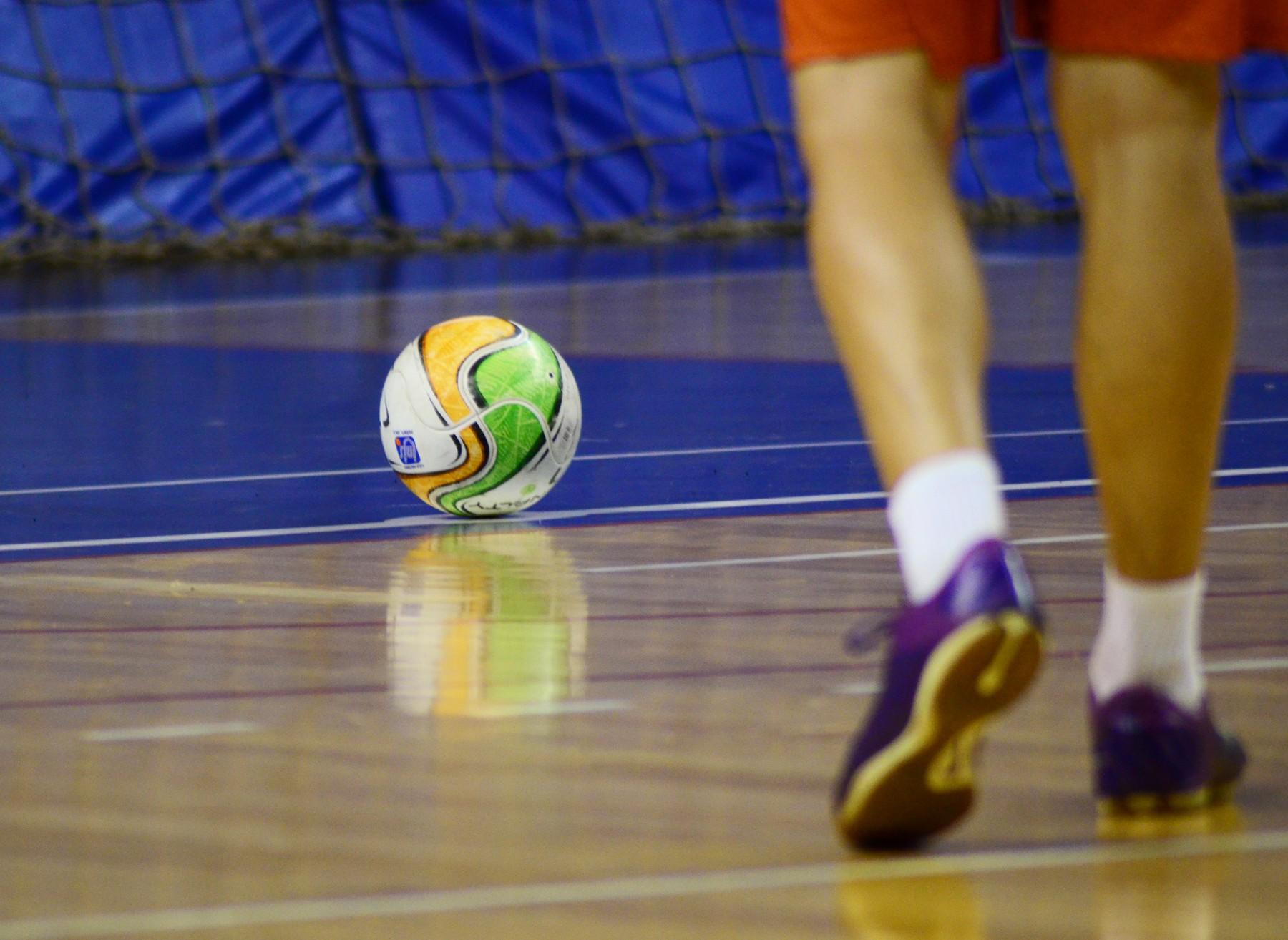Facopp enfrenta Fepp no futsal masculino pelo Intercalouros