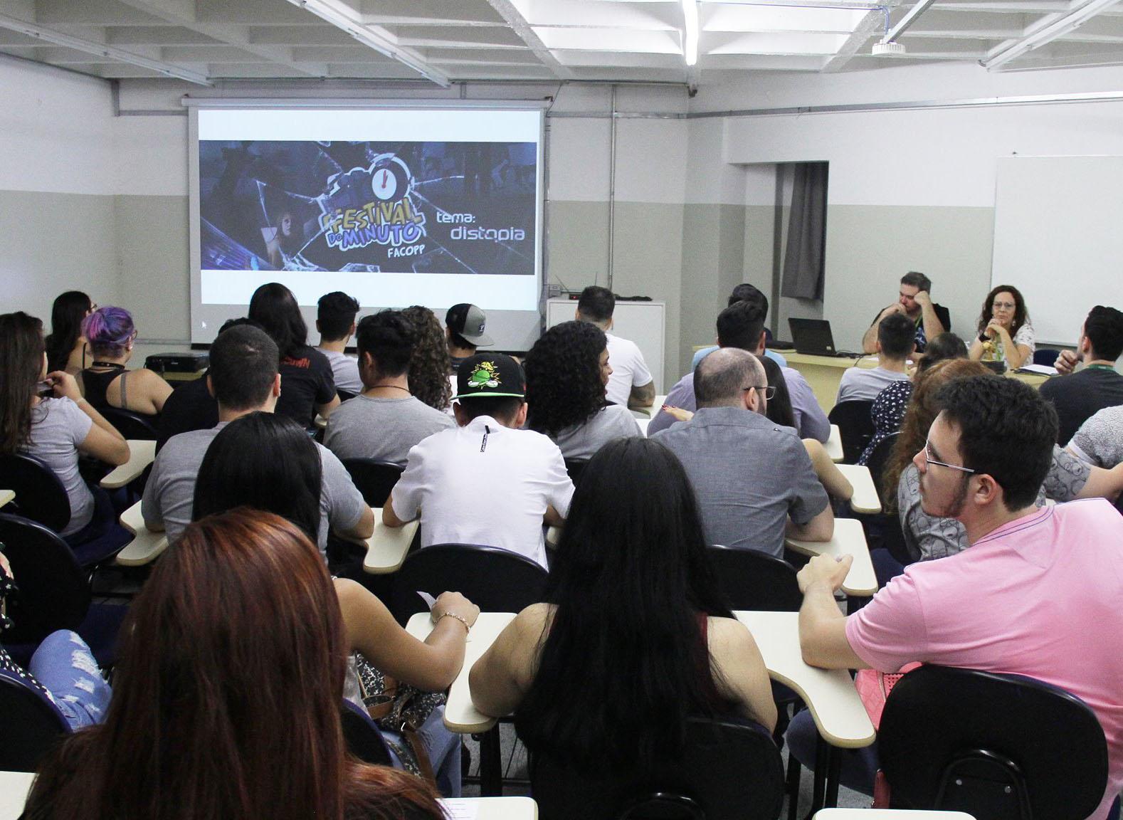 Festival do Minuto premia vencedoras de curtas com o tema distopia