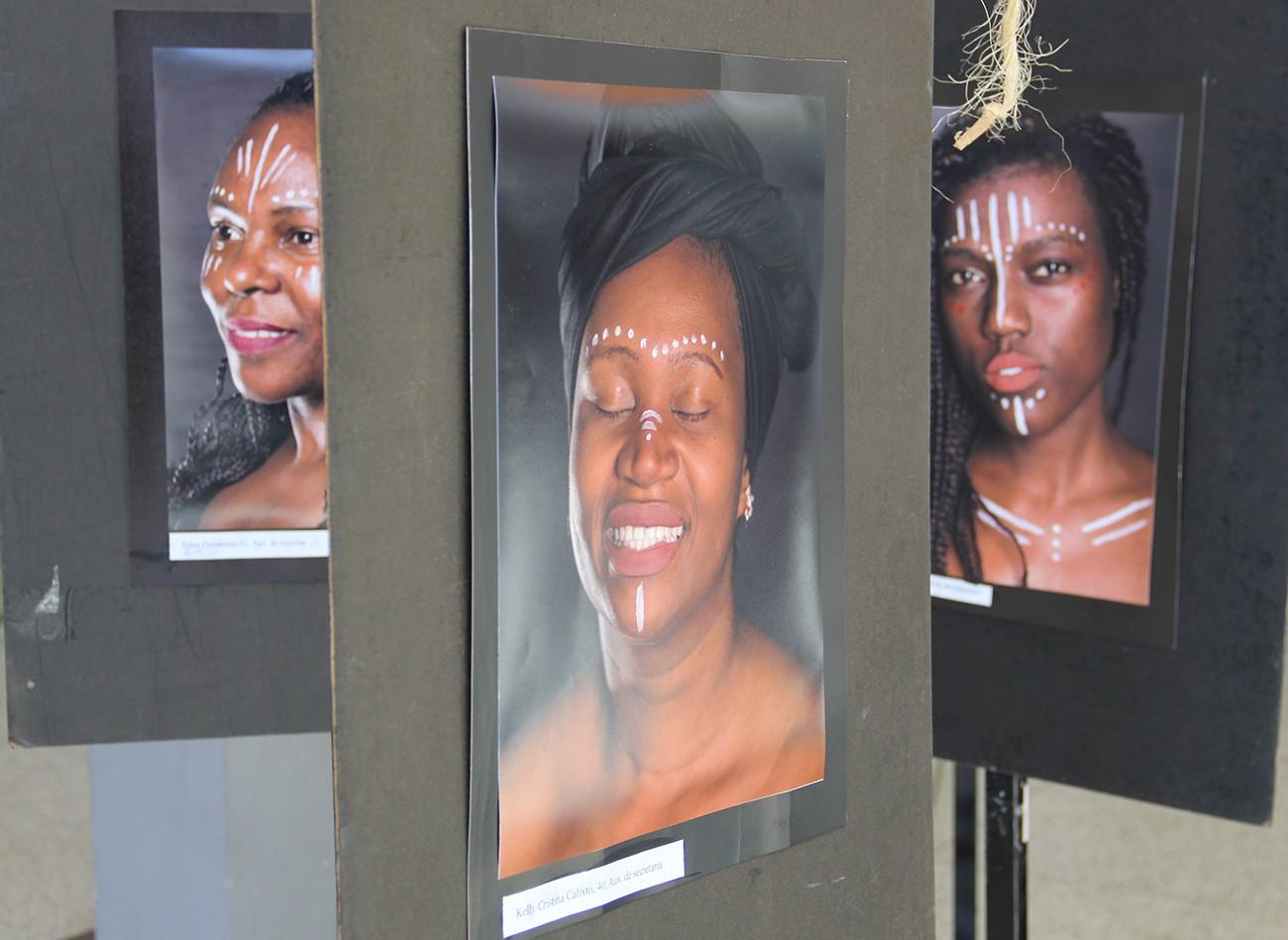 Exposição fotográfica retrata a beleza da mulher negra