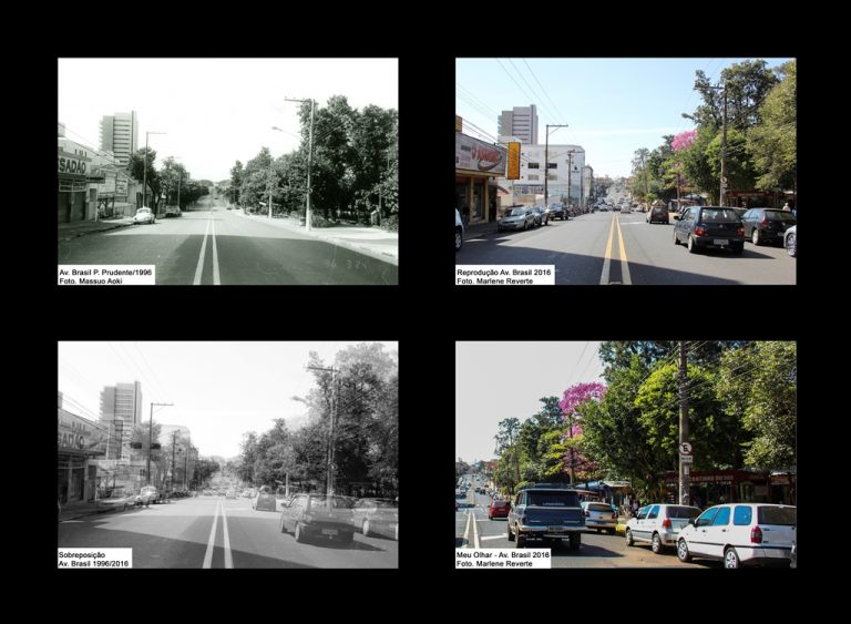 """Exposição """"Ontem e Hoje"""" a recuperação da imagem de Presidente Prudente através da fotografia (1990 - 2016)"""