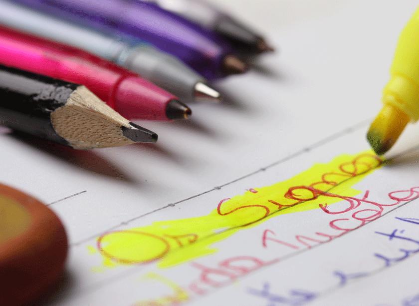 Portal Facopp reúne cinco conselhos para semana de provas