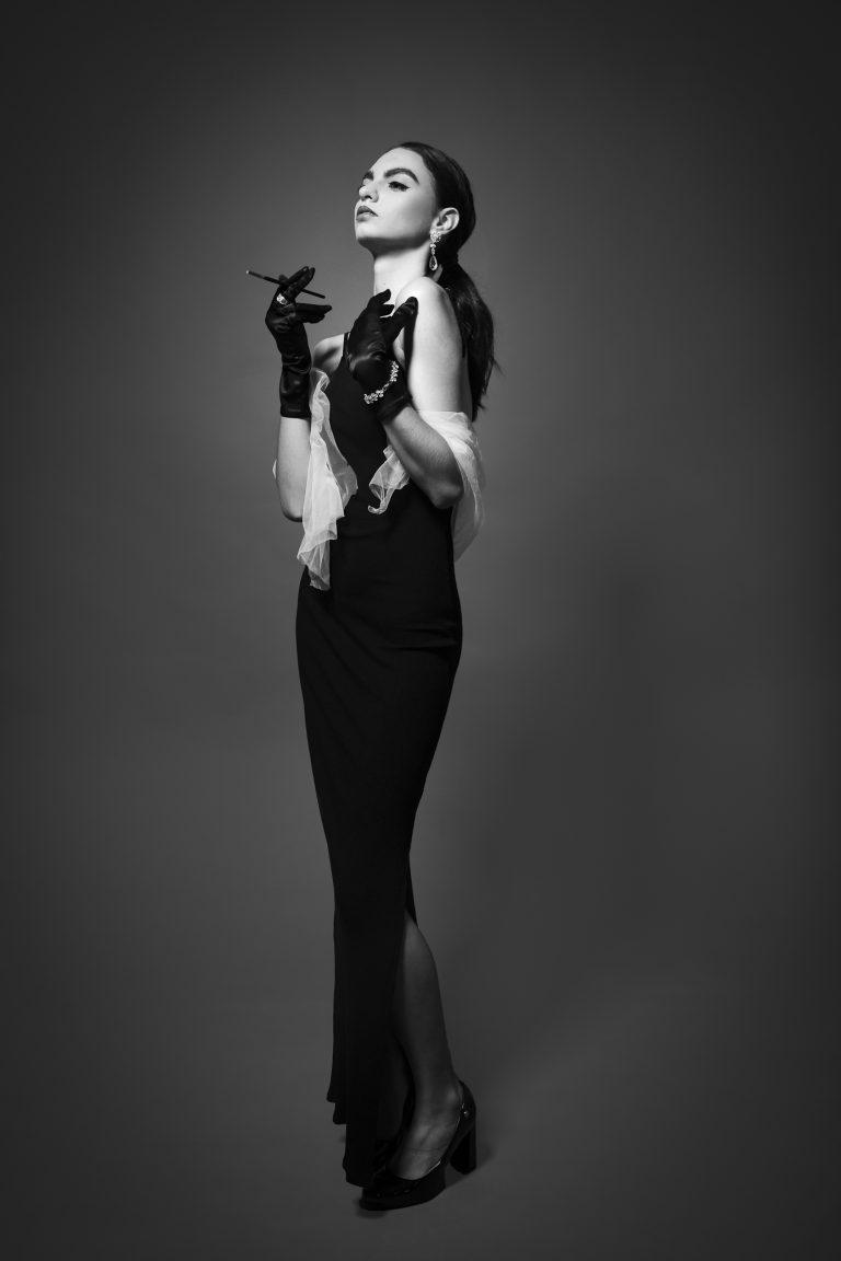 As tendências da moda/Golden Years anos 50 Créditos: Amanda Bury