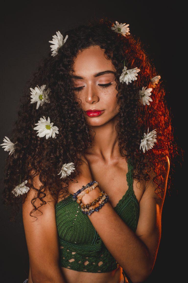 Anos 70 Liberdade Hippie Chic Crédito: Carla Nery