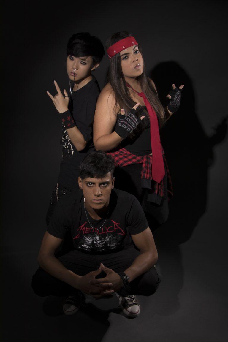 Pop Meets Punk 2000 Créditos: Caroline Moraes, Manoel Pires, Priscila Souza e Pamella Cerqueira