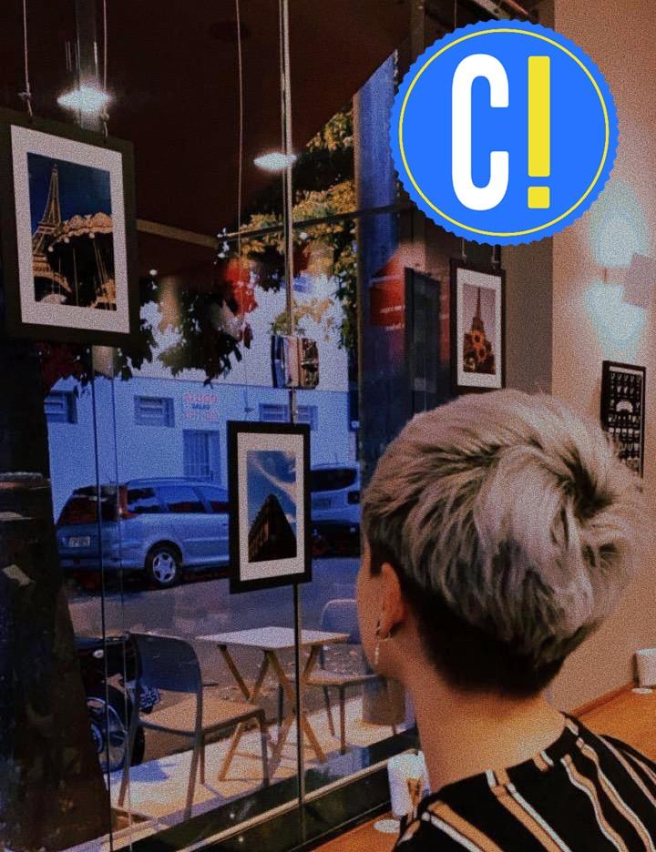 Ex-facoppiana participa de exposição fotográfica sobre arte urbana