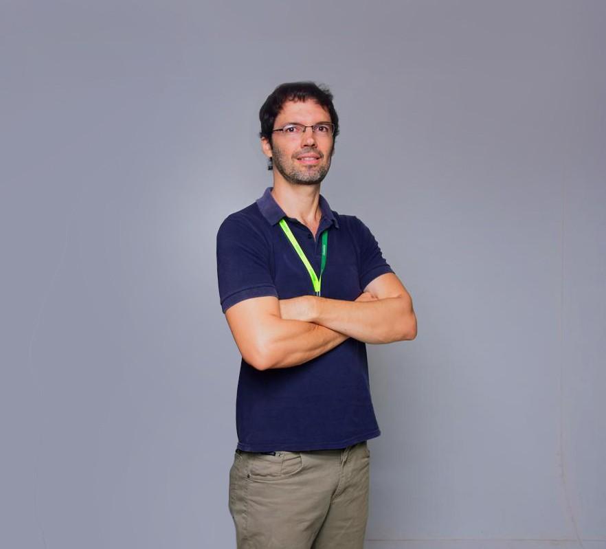 Novo professor entra para o time da Facopp