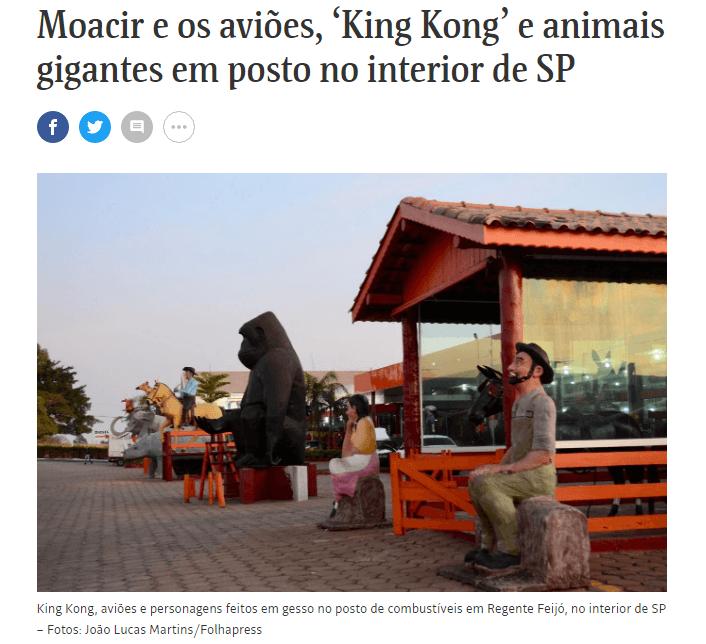 Aluno de Jornalismo emplaca matéria em blog da Folha