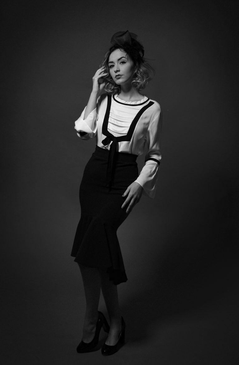 As tendências da moda/Golden Years anos 50 Créditos: Lauren Lohanny