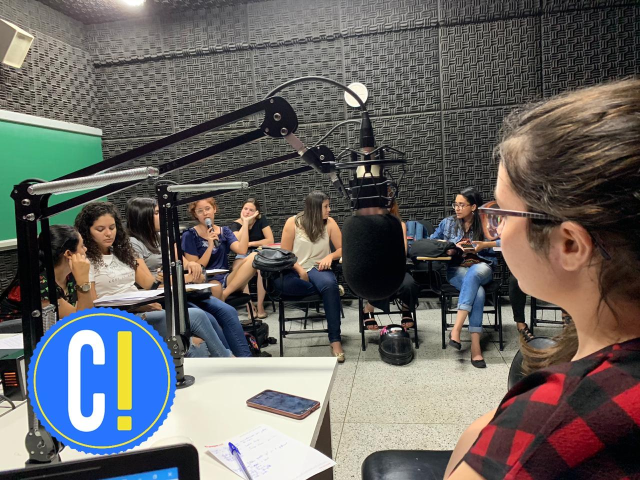 Podcast Manas oferece oficinas dentro e fora da Facopp