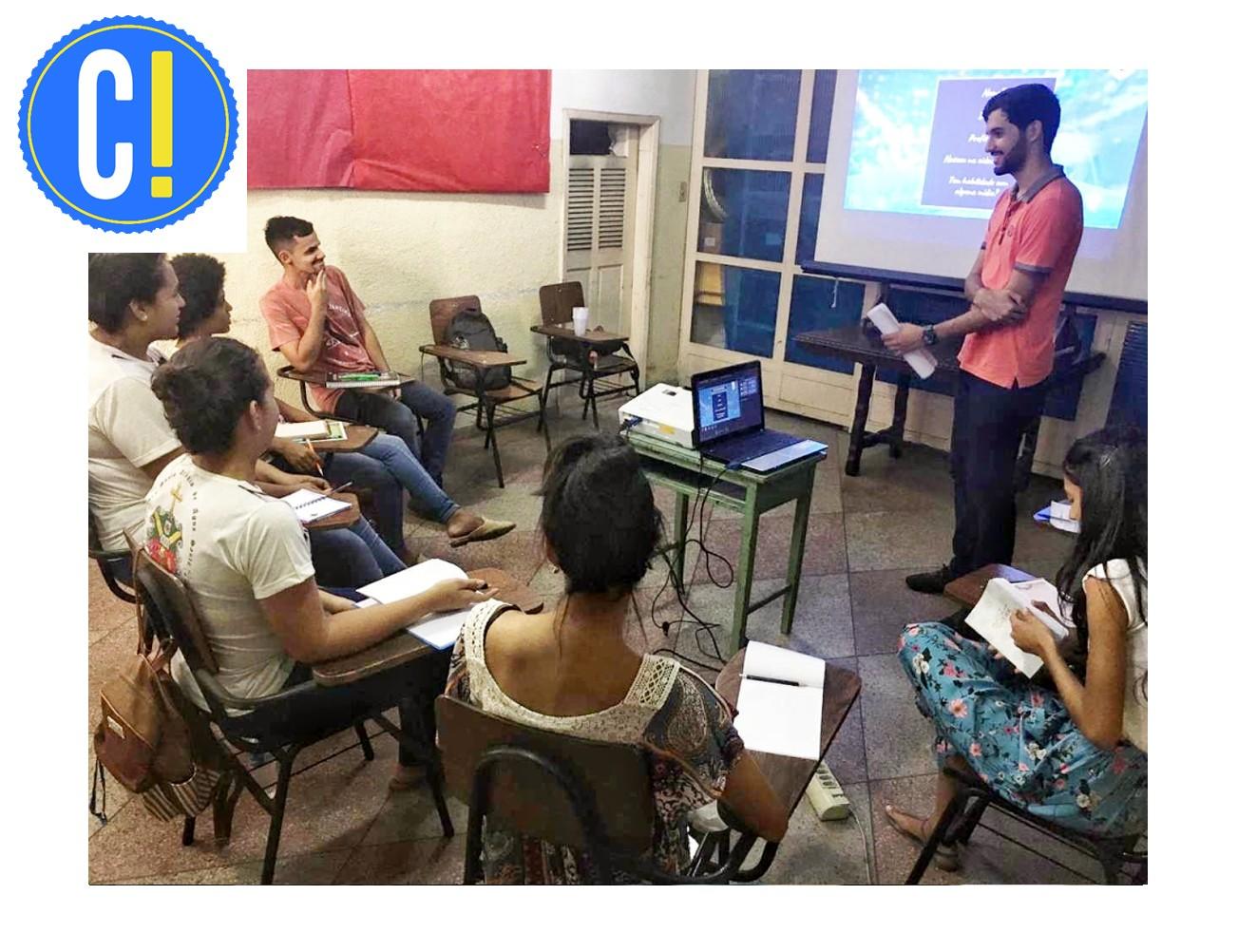Facoppiano aplica projeto de Educomunicação no Rio de Janeiro