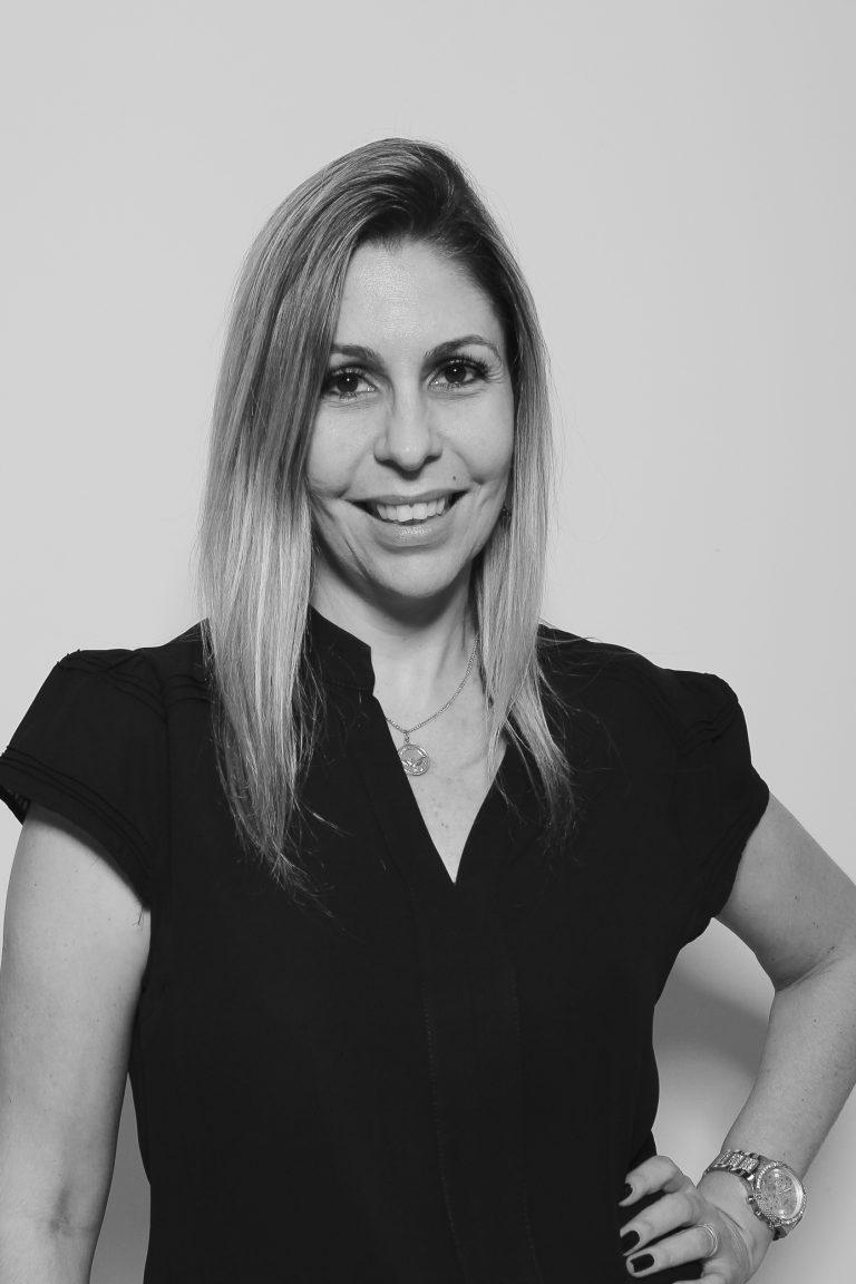 Mestre Priscila Guidini de Oliveira, professora nos Cursos de Jornalismo e Publicidade e Propaganda. Crédito: Amanda Rodrigues