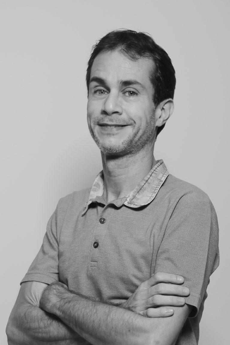 Mestre Marcelo Jose da Mota, professor no Curso de Publicidade e Propaganda. Crédito: Felipe Piquione.