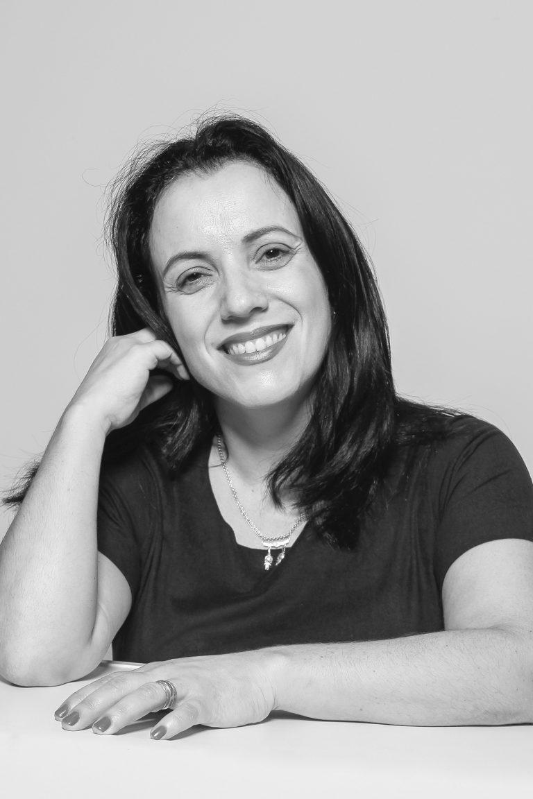 Mestre Giselle Tome da Silva, professora no Curso de Jornalismo. Crédito: Felipe Piquione.