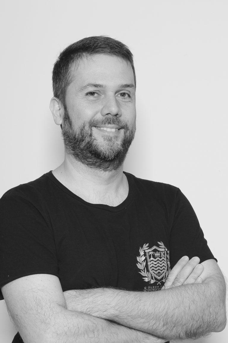 Especialista Fabio Rabello Cardoso Teixeira, professor  no curso de Publicidade e Propaganda. Crédito: Okubo