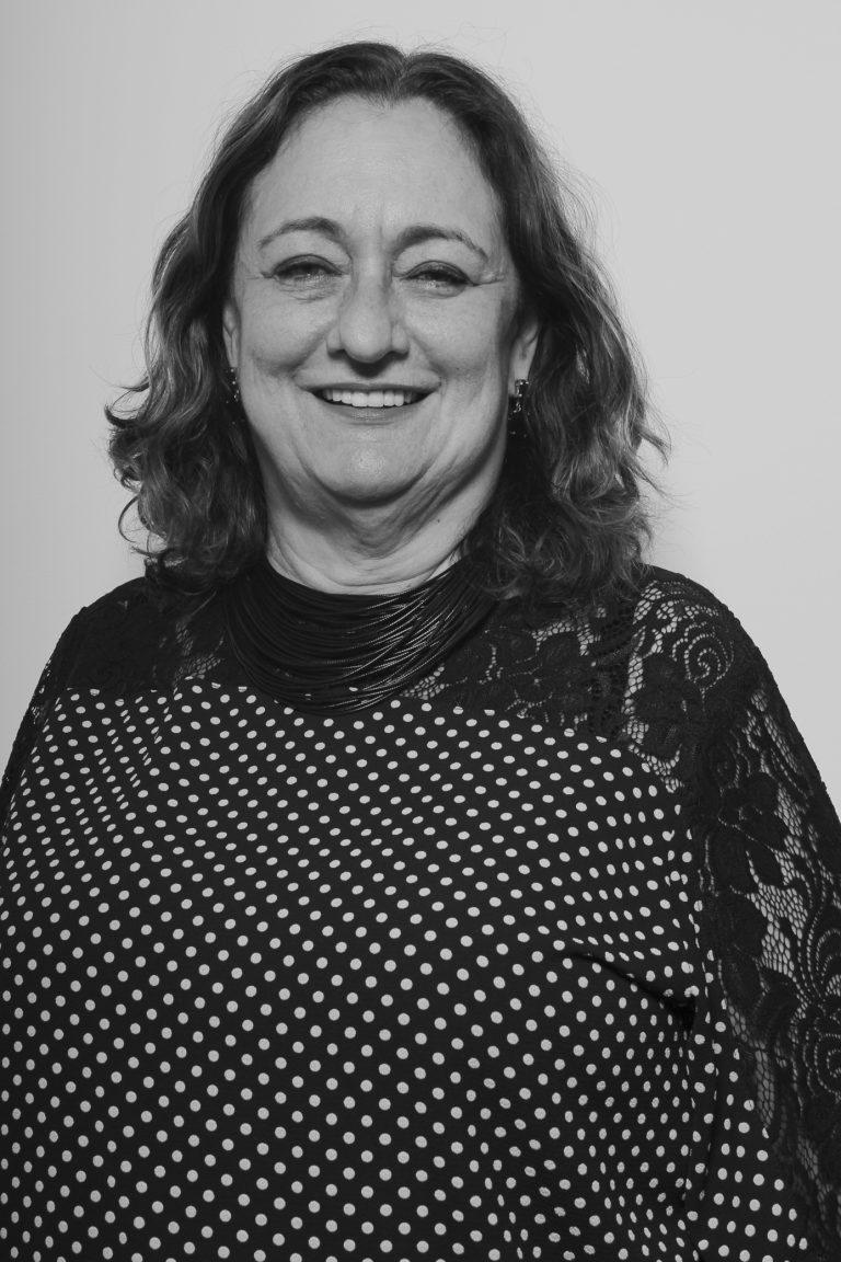 Mestre Lêda Márcia Litholdo, professora no curso de Publicidade e Propaganda. Crédito: Okubo