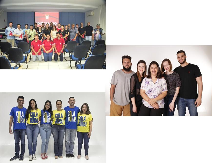 Webjornalismo: grupos desenvolvem três produtos para a área