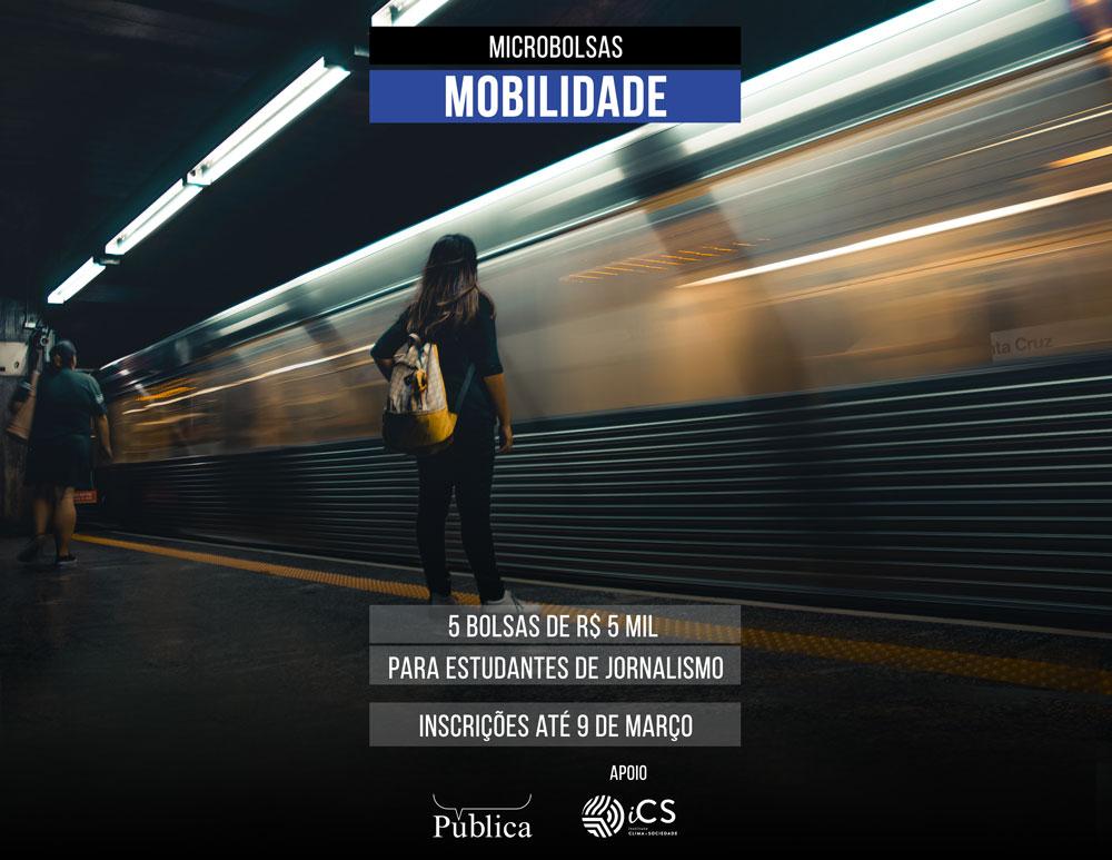 Agência Pública disponibiliza bolsas para alunos de Jornalismo