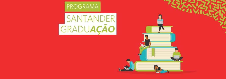 Programa Santander Graduação disponibiliza 10 bolsas