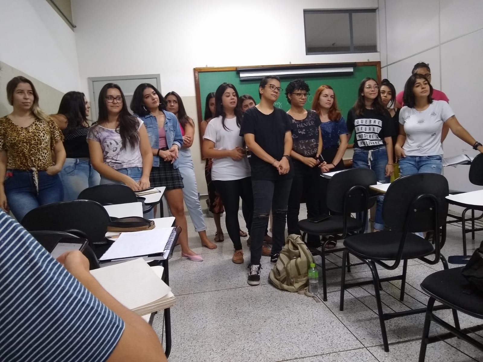Facopp promove homenagem para alunas