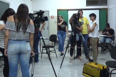 Workshop de cinegrafia foi realizado na Facopp