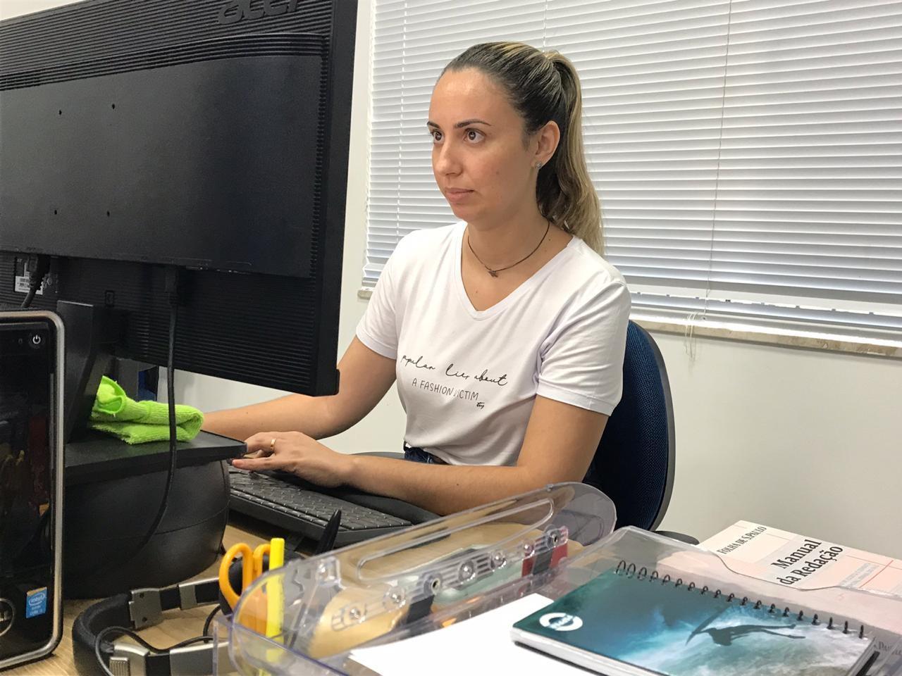 Por onde anda Gabriela Correia Araújo?