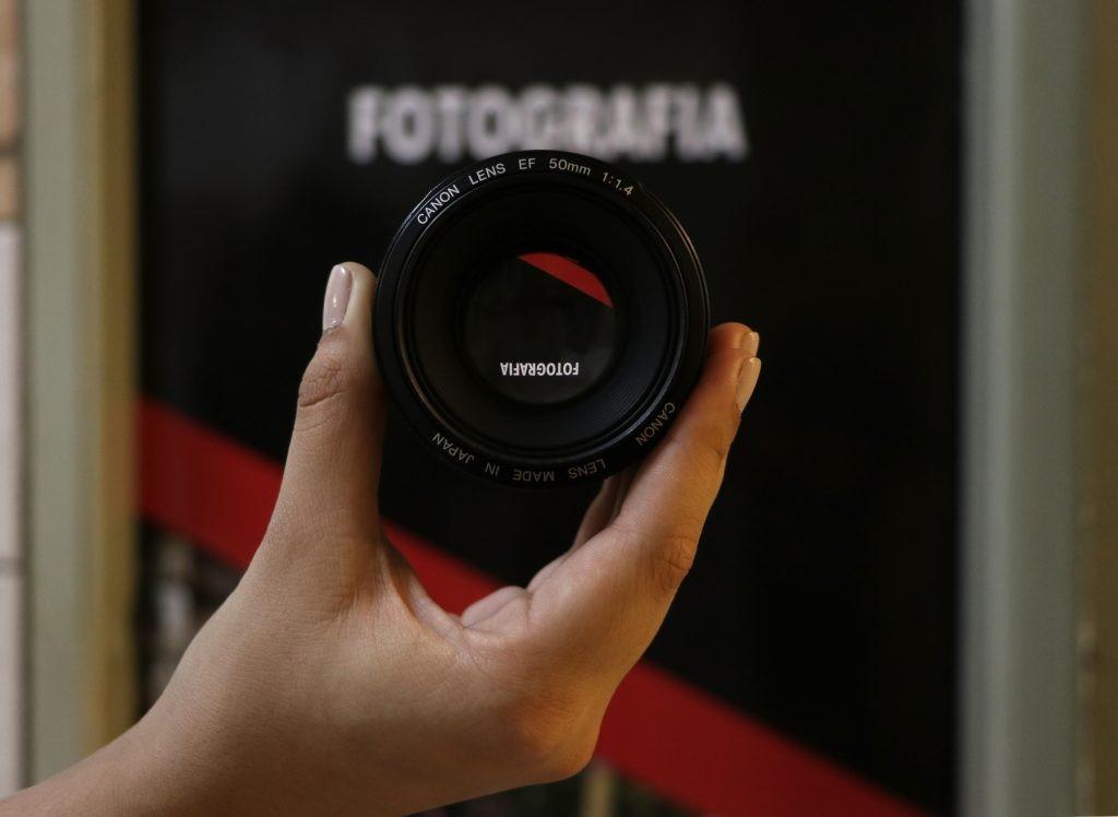 Laboratório de Fotografia conta com novos estagiários