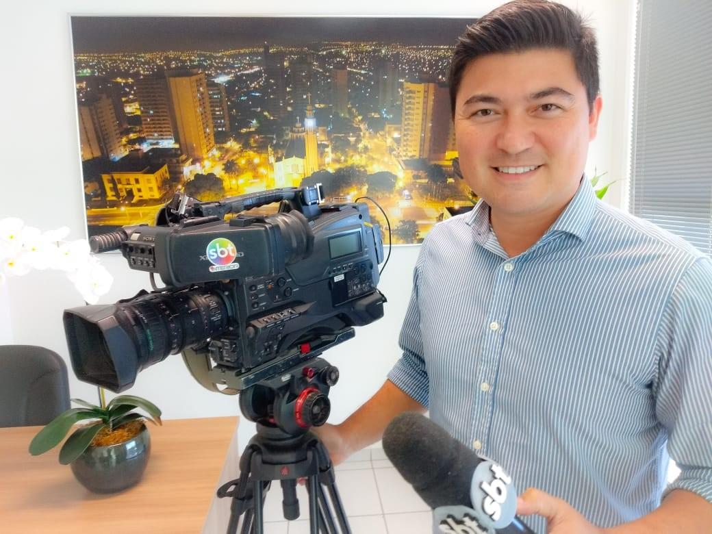 Jornalista expõe vivências e desafios impostos pela profissão