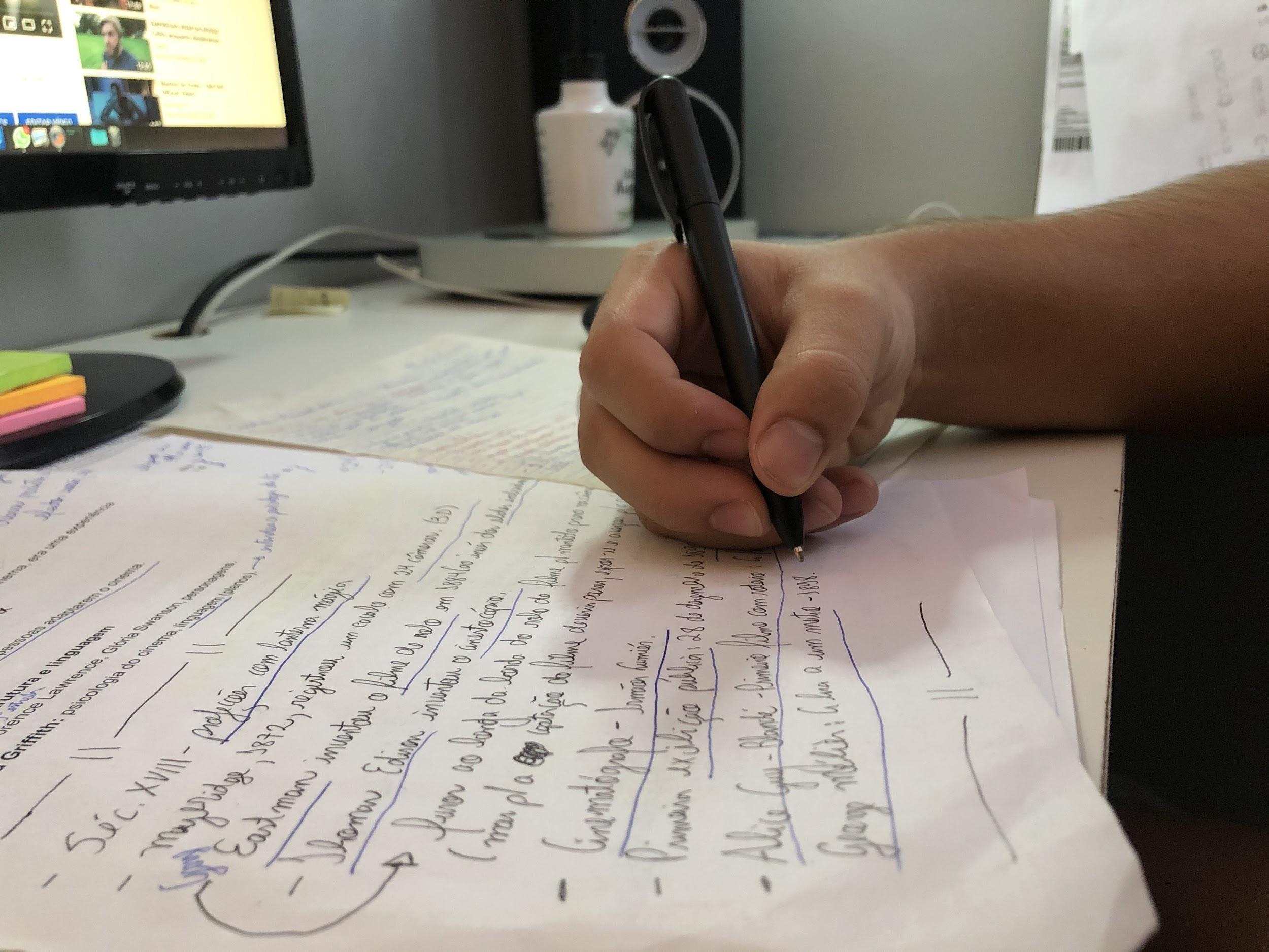 Conheça técnicas de estudo para a semana de provas