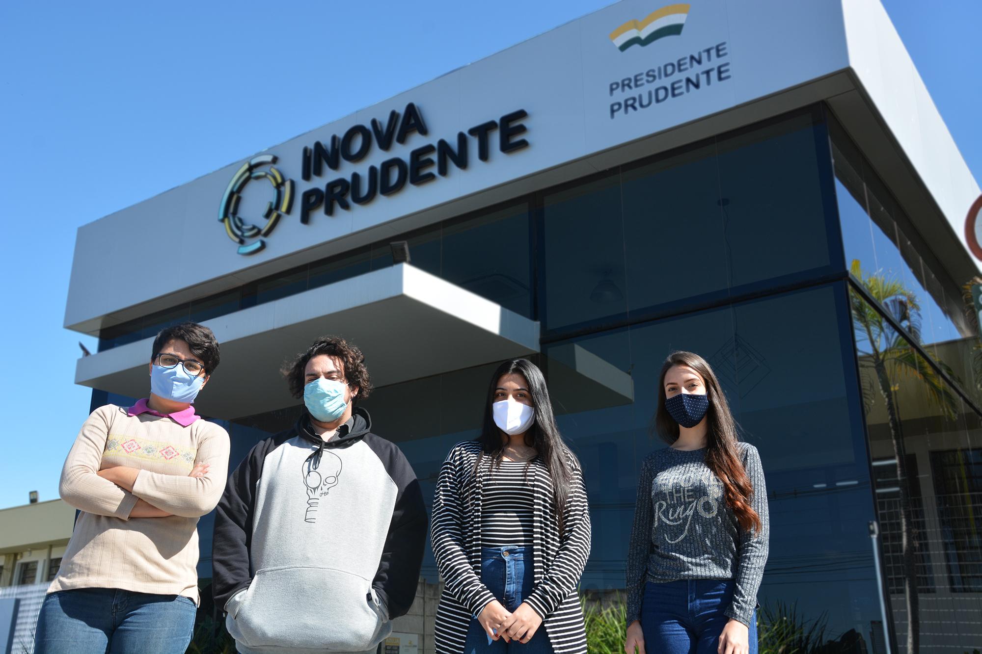 Estudantes da Facopp se destacam na comunicação da Inova