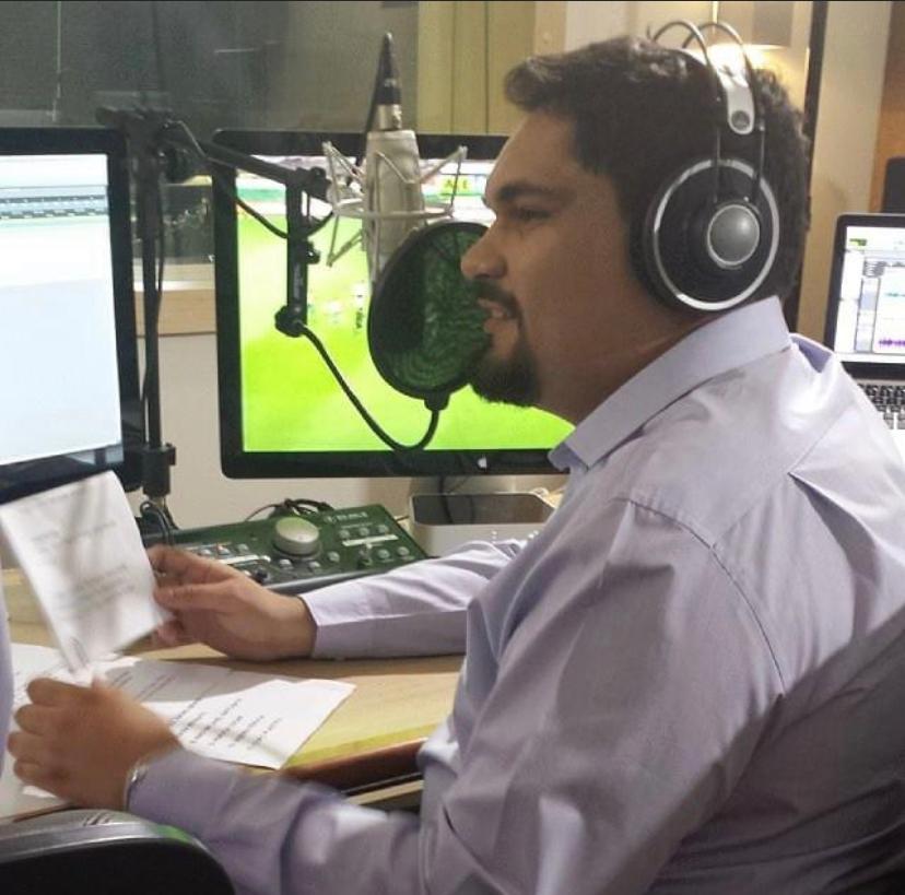 Ex-facoppiano é contratado como narrador do canal Meu Timão