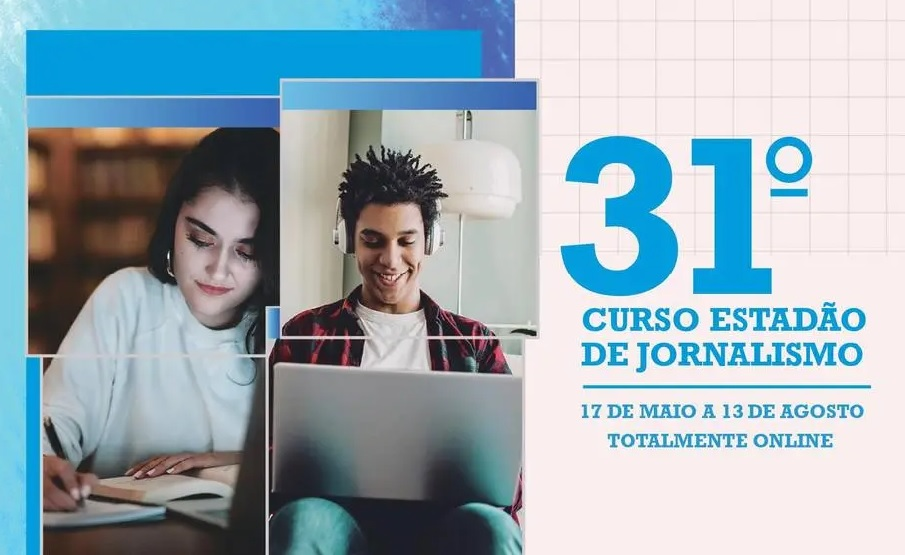 Inscrições estão abertas para 31º Curso Estadão de Jornalismo
