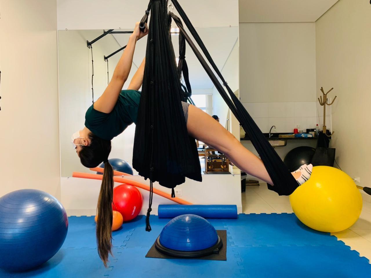 Pilates é uma alternativa para quem procura uma forma de se exercitar
