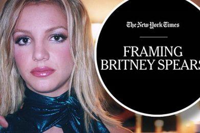 Documentário Framing Britney Spears levanta discussão sobre influência da mídia na carreira da cantora